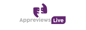 Appreviews Live logo
