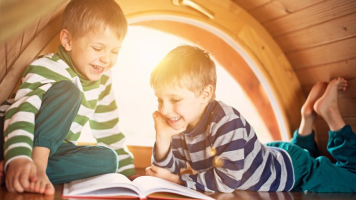 how to get your child to enjoy reading