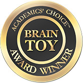 Brain Toy Award in 2013