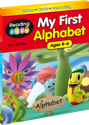My First Alphabet E-book