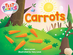 Carrots decodable book