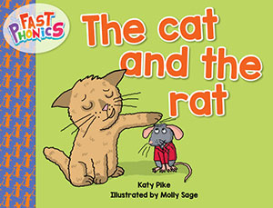The cat and the rat decodable book