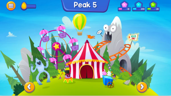 Peak 5 upgrade