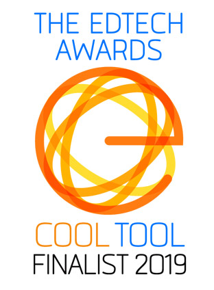 The EdTech Awards Cool Tool Finalist 2019 - Reading Eggs