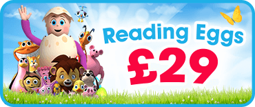 27% off a 12 month Reading Eggs subscription promotional code