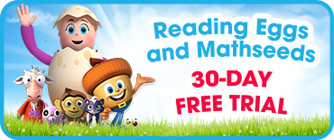 Reading Eggs and Mathseeds Free Trial