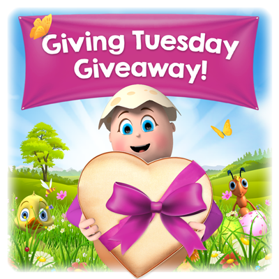 Giving Tuesday Giveaway