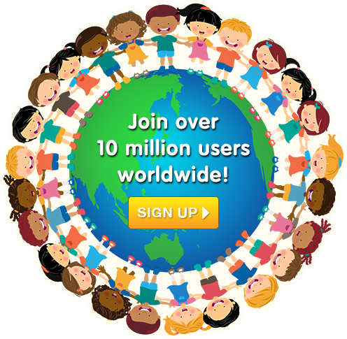 Join over 10 million users worldwide! Sign up