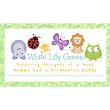 White Lily Green